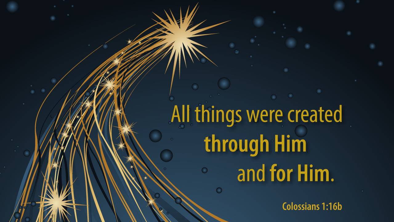 Colossians 1:16b